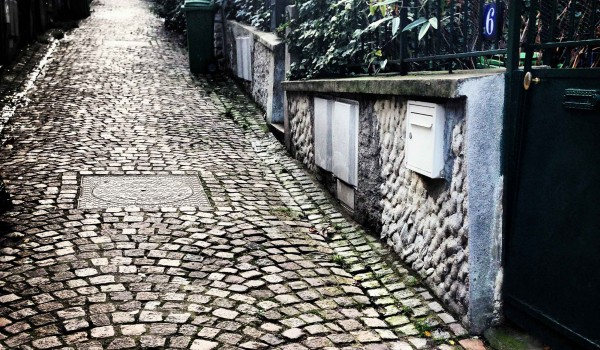 Rue de Mouzaïa