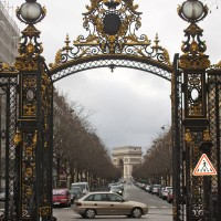 A Surprisingly Wonderful New Years Day in Paris