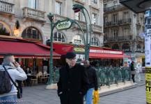 How to Use the Paris Metro