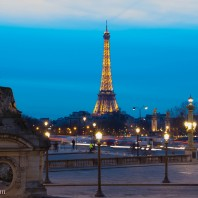 On Reflection – 35 Days in Paris