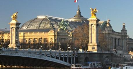 Pont Alexandre III & Grand Palais
