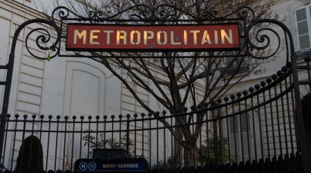 Saint-Georges Métro